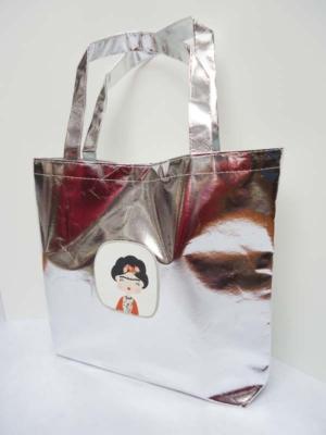 bolsa-shopping-plateada-con-decorado-frida-miscomplementosfavoritos-2