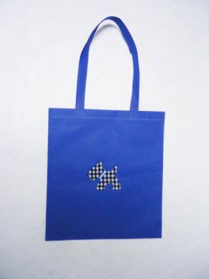 bolsa-totebag-en-azul-con-perro-de-vichy-blanco-y-marino-miscomplementosfavoritos-1